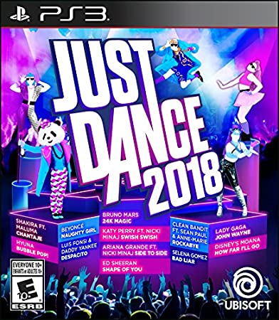 Just Dance 2018 - PS3 [Digital Code]