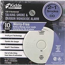 Kidde talking smoke & carbon monoxide alarm (i12010SCOCA)