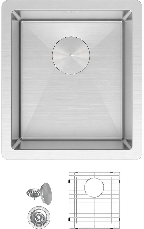 4. Zuhne Modena Wet Bar Small Prep Sink