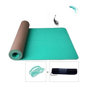 DHG Colchoneta de Yoga de 6 mm de Equilibrio, esteras de ...