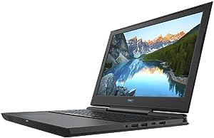 Dell G7 Gaming Laptop Flagship 2019, 15.6'' Full HD IPS Display, Intel Six-Core i7-8750H, 16GB DDR4, 128GB PCIe SSD + 1TB HDD, MaxxAudio Backlit Keyboard Thunderbolt 6GB GeForce GTX 1060 Max-Q Win 10