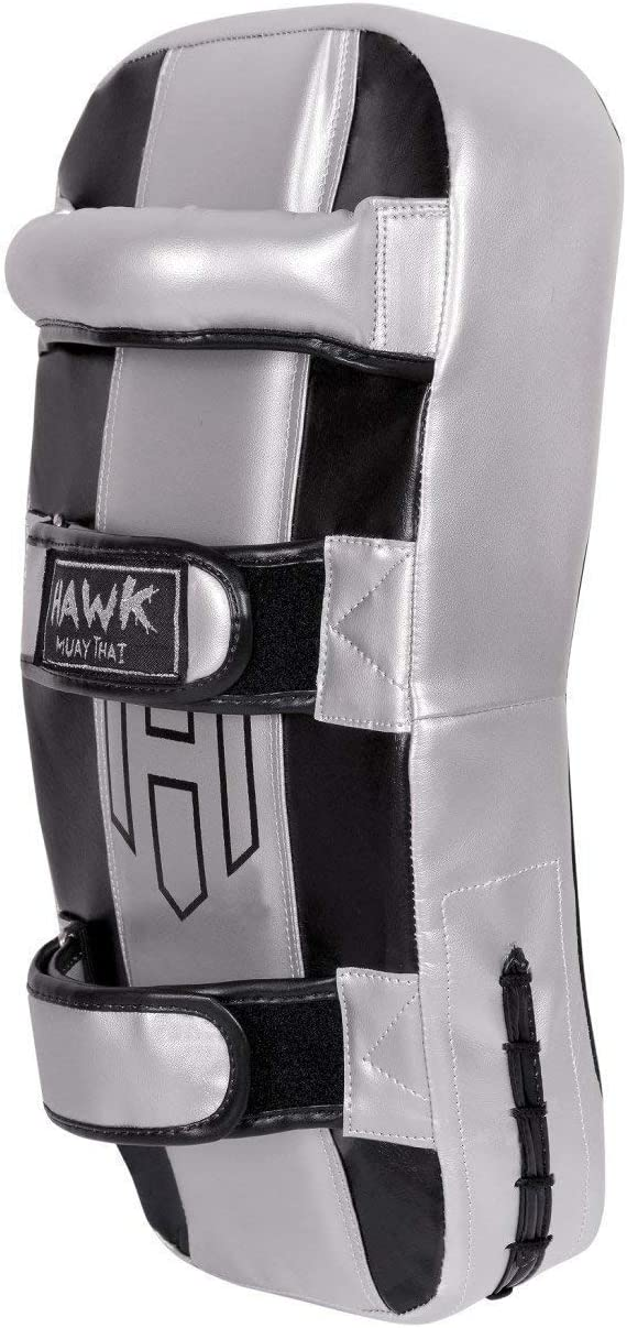Single Item Hawk Sports Muay Thai Pads MMA Taekwondo Punching Mitts Kick Pads Karate Kicking Pad Shield Knee Shin UFC Kickboxing Pads 1 Year Warranty!!!