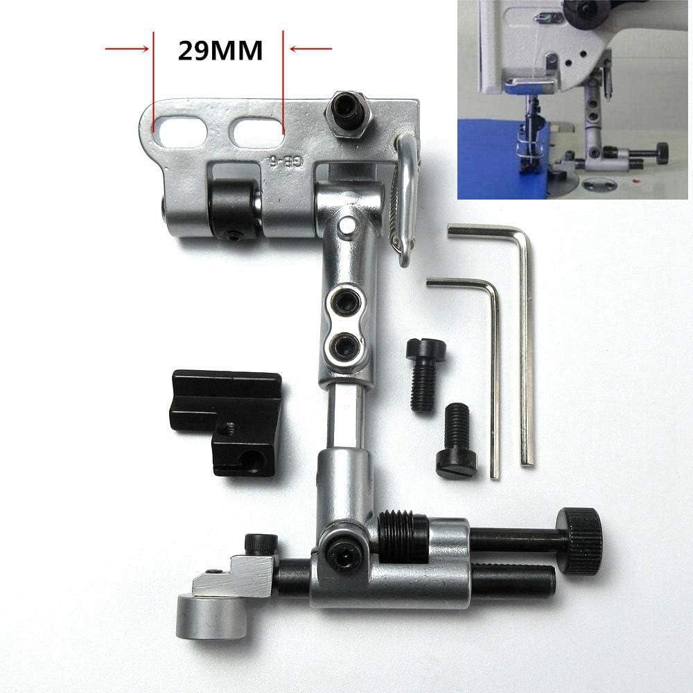 Guía de borde suspendido para máquina de coser industrial Juki Dnu-241 1541 Dsc-244 246