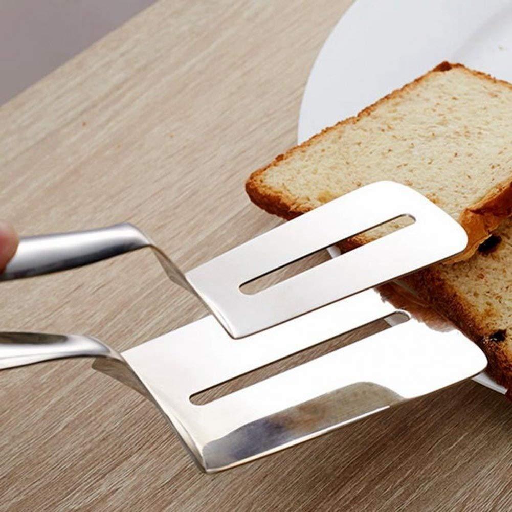 SUNRIS Pinces /à BBQ Anti Chaleur Pain Pince P/âtisserie Pince Barbecue Steak Pinces Cuisine Buffet Cuisine Outils