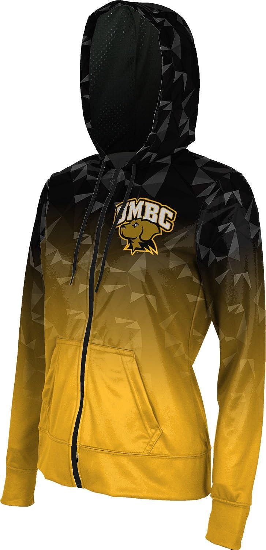 School Spirit Sweatshirt Maya ProSphere University of Maryland Baltimore County Girls Zipper Hoodie