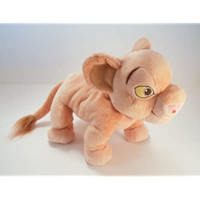 Disney The Lion King Nala Plush Toy -- 11'': Toys & Games