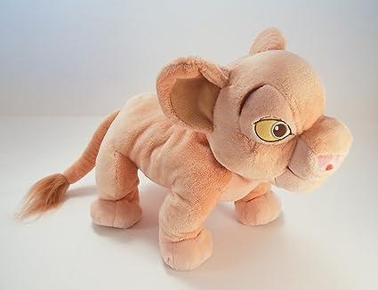 Disney Nala Plush 28cm Authentic Disney Plush Nala Nursery Idea Lion King
