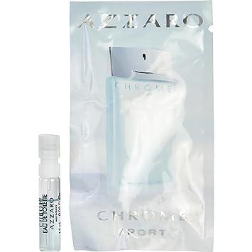 Chrome By Azzaro Edt Spray Vial On Card