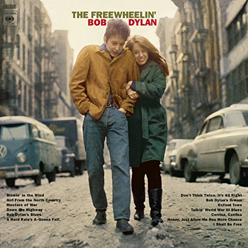 freewheelin bob dylan lp buyer's guide