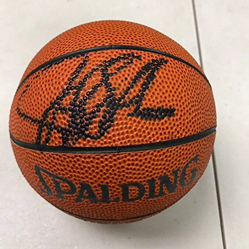 Jerry Stackhouse Signed Autographed Spalding Mini NBA Basketball Score Board COA