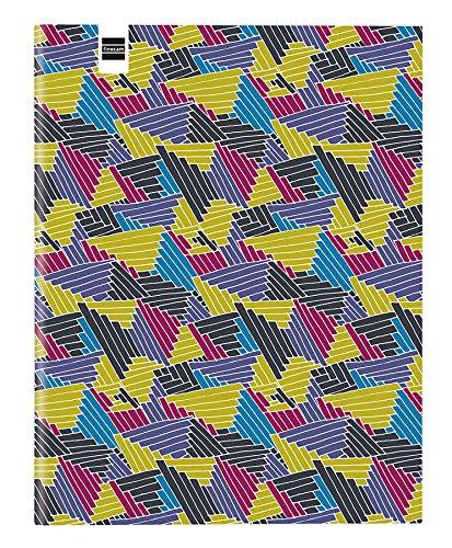 Finocam Prints - Carpeta 4 anillas diseño Pyramids