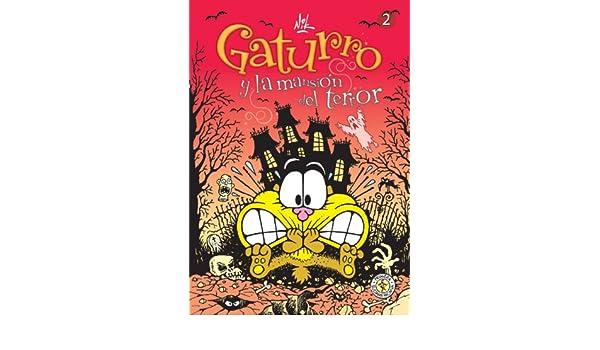 Amazon.com: Gaturro 2. Gaturro y la mansión del terror (KF8) (Spanish Edition) eBook: Nik: Kindle Store