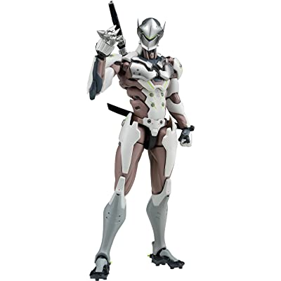 Good Smile Over Watch: Genji Figma Action Figure: Toys & Games