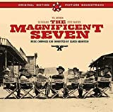 The Magnificent Seven + 4 bonus tracks (OST) by Elmer Bernstein