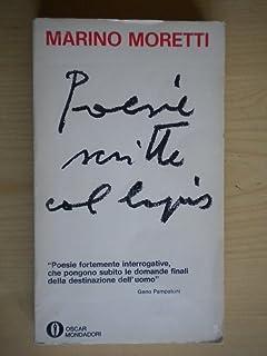 Marino Moretti. Poesie 1905 1914. Treves 1919 | eBay
