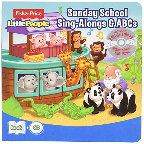 Fisher Price Sunday School Sing-Alongs And ABCs - CD
