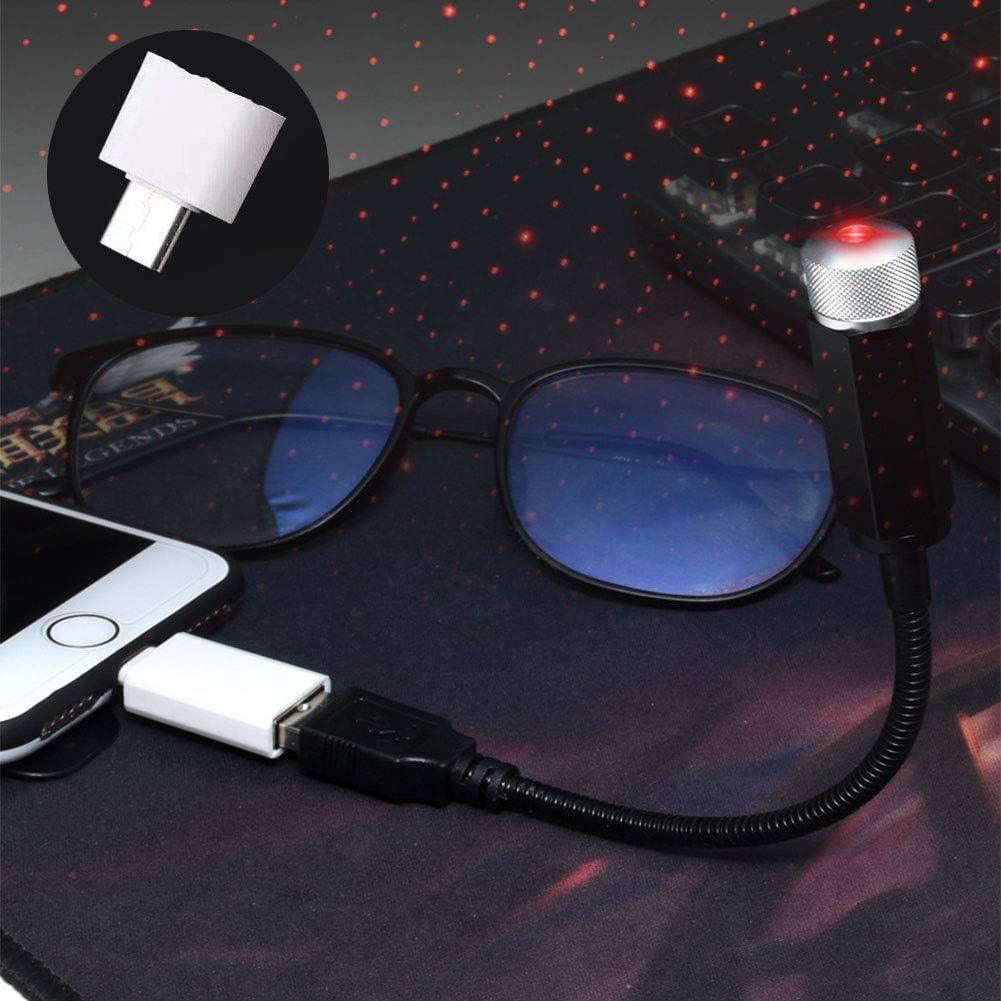 Planetario Proyector Proyector Estrellas Techo Adultos/Conector ...