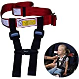 Child Airplane Safety Travel Harness - The Safety Restraint System Will Protect Your Child from Dangerous. - Airplane Kid Tra
