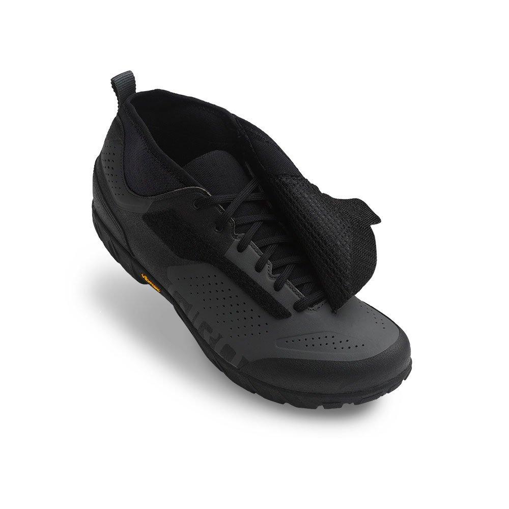Giro Terraduro Mid MTB Shoes Dark Shadow Black 43