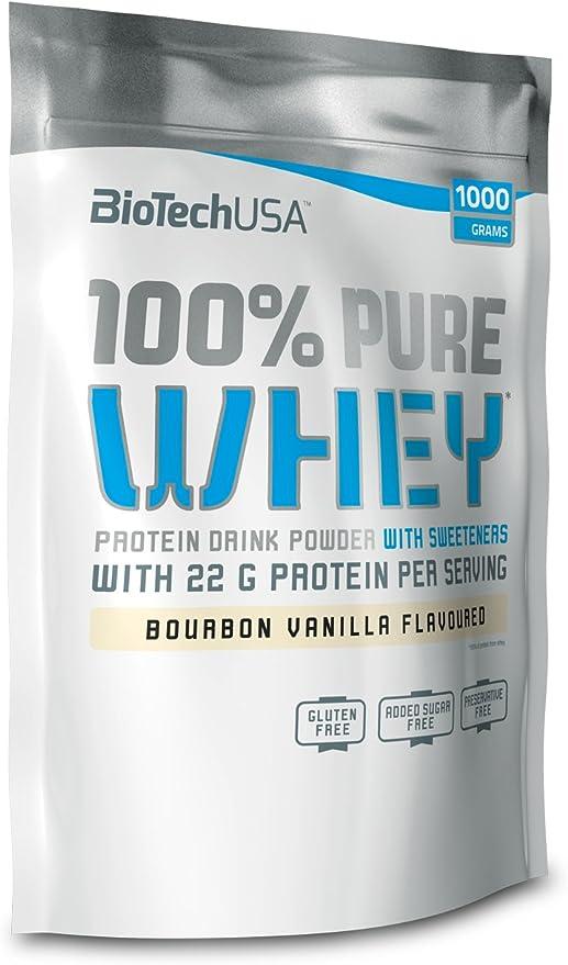 BiotechUSA 100% Pure Whey 1000 g chocolate