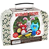 Woodland Animals Craft Kids Sewing Kit - Perfect Gift for Girls and Boys - Educational Toy for Ages 7 to 12
