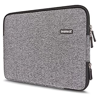 Inateck Universal 13-15.6 Inch Laptop Sleeve Case Bag for 13-15.6 Inch Laptop/ Ultrabook/ Notebook/ Netbook/ MacBook, Gray