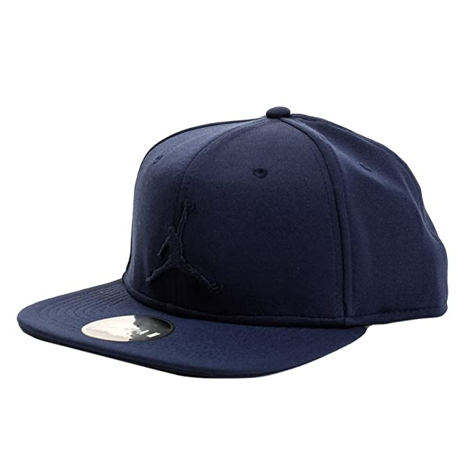 5c20a5ca4f4852 ... france nike jordan cap jumpman snapback blue blue size adjustable  amazon clothing d84ba a5c75