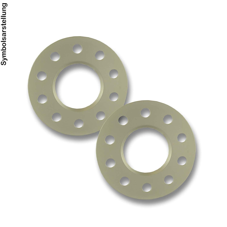 Bremsenreiniger EIBACH Spurplatten Spurverbreiterung Distanzscheibe /Ø57 5x100 20mm //// 2x10mm