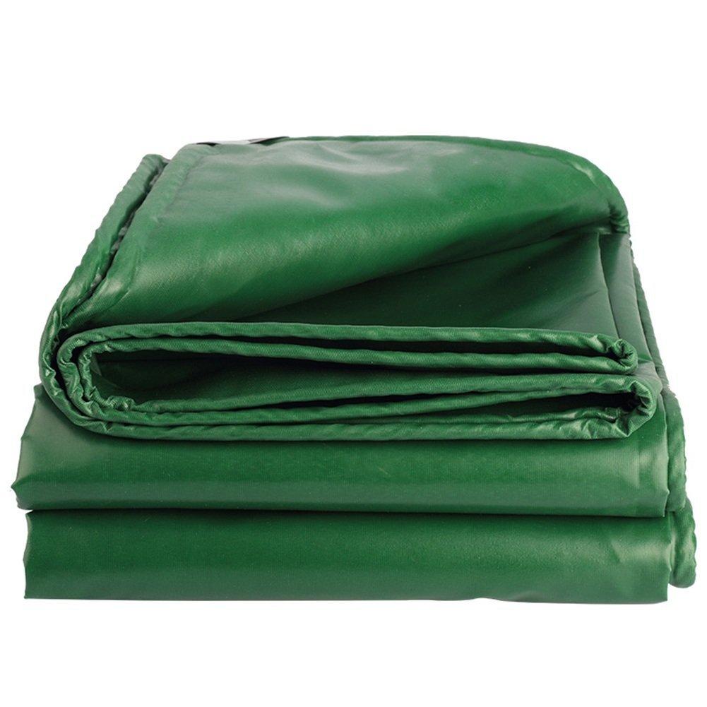 QINCH Regenschutz Tuch Wasserdicht Dicke Plane LKW Abdeckung Regenvisier Isolierte Plane Vordach Hochtemperatur und Anti-Aging