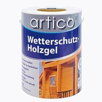 Artico Wetterschutz Holzgel 5 Liter Kiefer