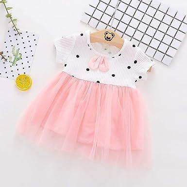 Vestido de Fiesta para bebé y niña, de Covermason, para bebés ...