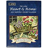 Lang January 2015 to January 2016 4.25 x 6.5 Inches, Perfect Timing Heart and Home Monthly Pocket Planner by Susan Winget (1003146)