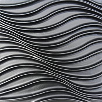 ABS Plaster Branches Mold Art Decor Stone Wall Form 3D Plastic Tile Panels New