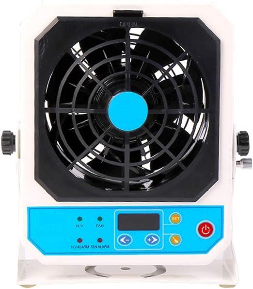 Hanchen - Ventilador ionizador antiestático con alarma H.V ...