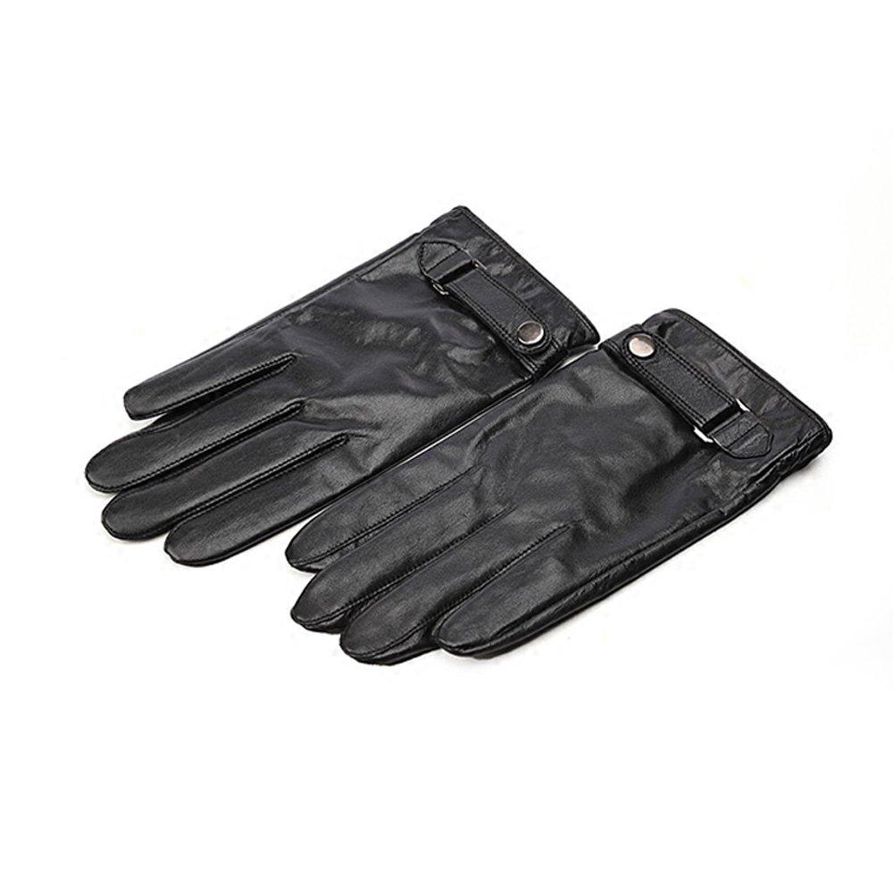 Handschuhe Herren Winter Schaffell Handschuhe, Motorradhandschuhe Im Freien Handschuhe