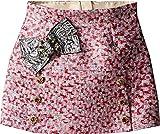 Dolce & Gabbana Kids Baby Girl's Pink Jacquard Skirt (Toddler/Little Kids) Jacquard Skirt