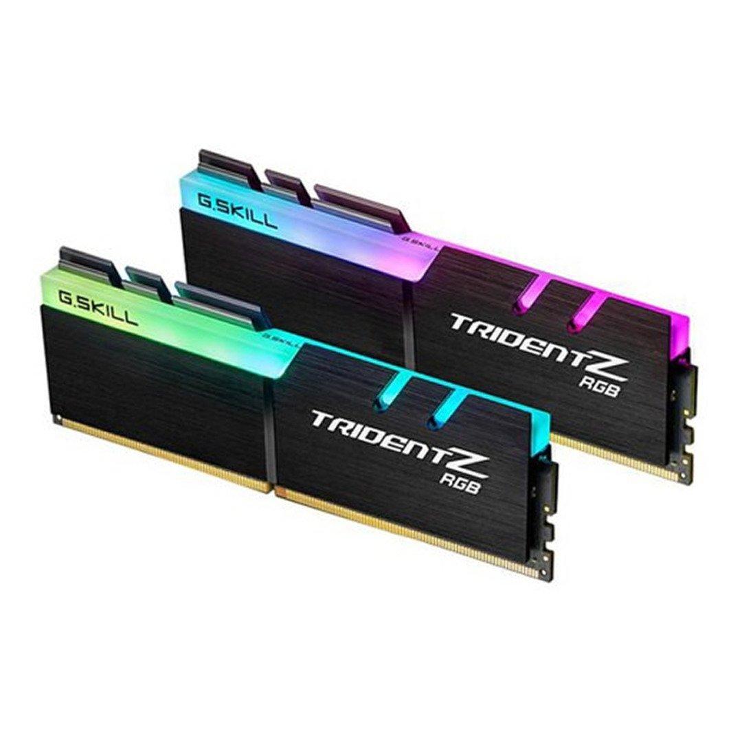 G.Skill TridentZ RGB Series - DDR4 - 2 x 8 GB, F4-2400C15D-16GTZR