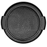 52mm Black Plastic Lens Cap for Canon EF 50mm f/1.8 II EF, 35mm f/2