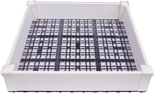 NewTechWood DAF PB-3X3-W Deck-A-Floor Composite Plastic