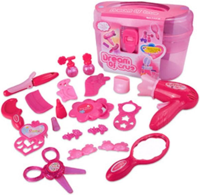 Hemore Girl Play House Beauty Salon Toy 1 Set