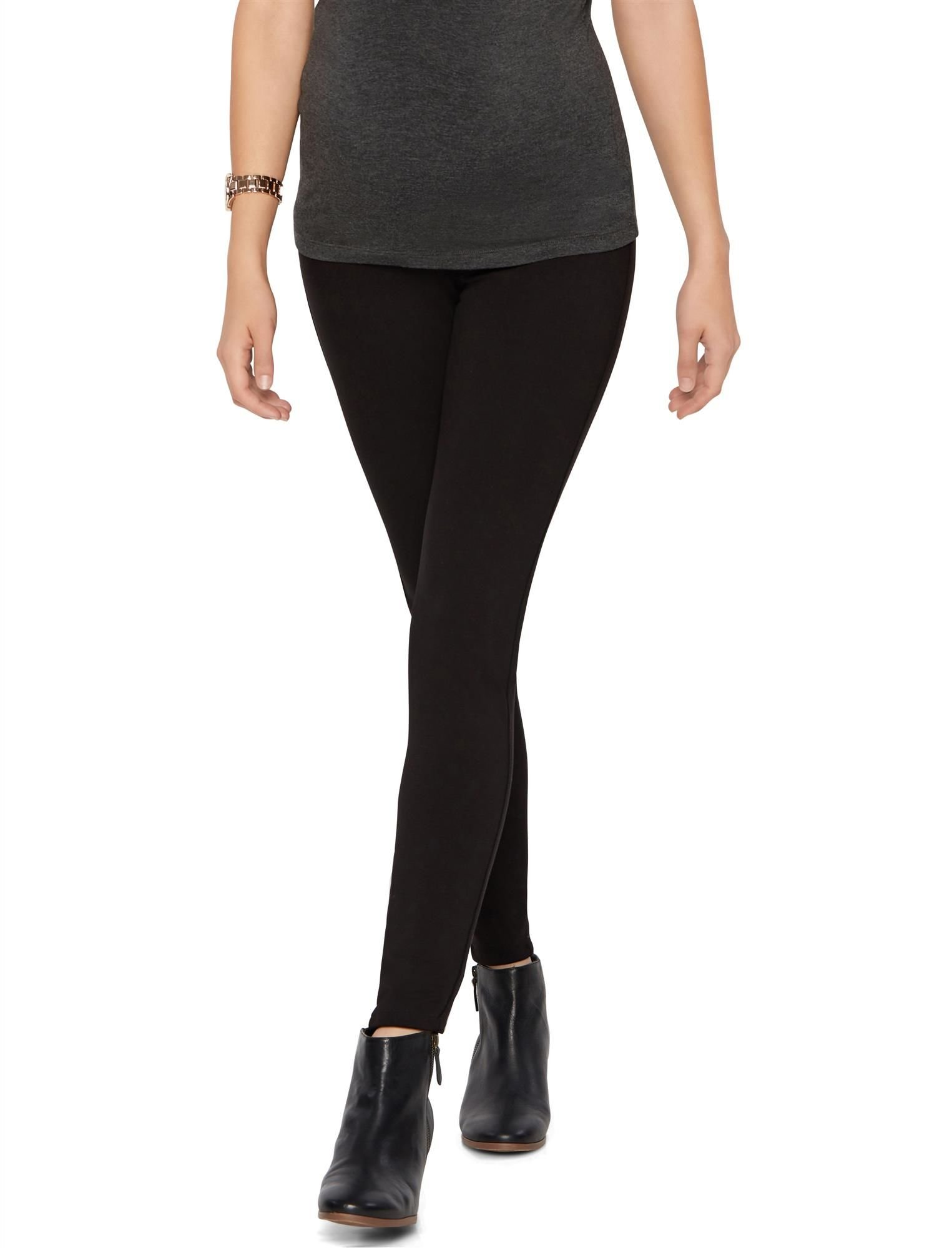 A Pea in the Pod Secret Fit Belly Ponte Skinny Maternity Pants