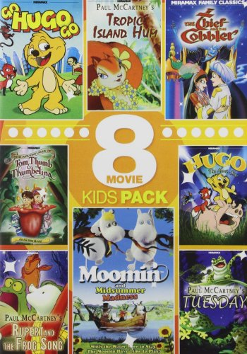 8-Movie Kid's Collection 4 [DVD] [Region 1] [US Import] [NTSC]