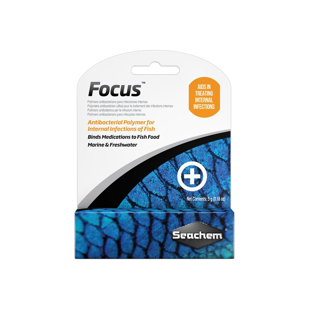 Focus 5 Gram SEACHEM LABORATORIES 67106410