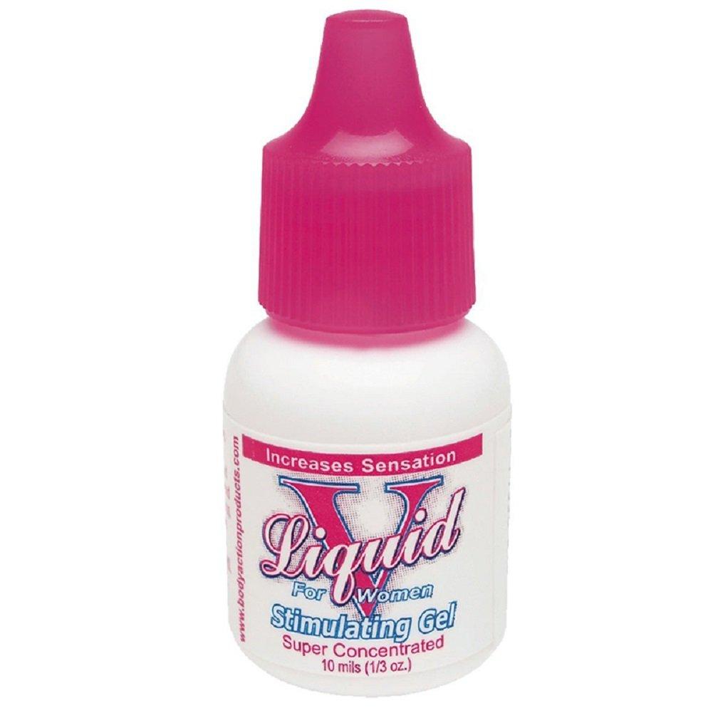 Body Action Liquid V For Women Stimulating Gel - 0.34 oz