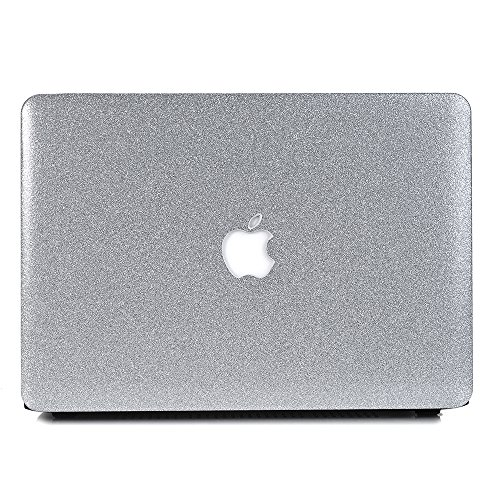 Belk Macbook Air 13  Case 2 In 1 Bling Crystal Smooth Ultra Slim Light Weight Pc Hard Case With Keyboard Cover For Macbook Air 13 3 Inch Model A1369 A1466    Shining Sliver