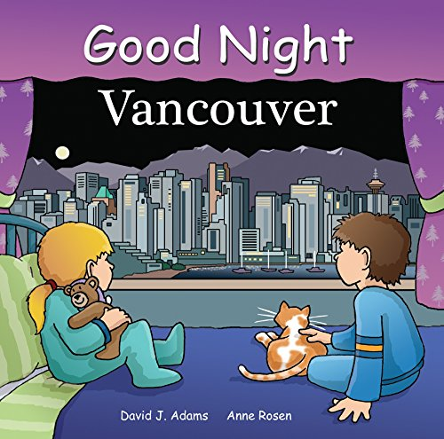 (Good Night Vancouver (Good Night Our World))