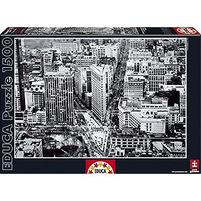 Educa Borras Puzzle Intersection (1500 Pieces): Toys & Games