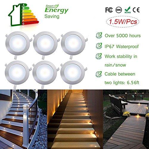 20Mm Led Deck Lights