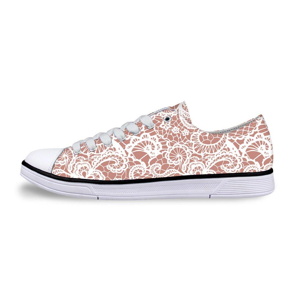 Freewander Unique Design Sports Canvas Sneaker Shoes for Girls