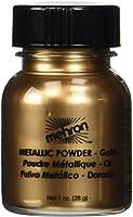 Mehron- Metallic Powder - Metallic Gold